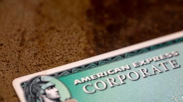 AmEx profits plunge as travel spending comes to a standstill