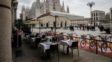 Virus is pummeling Europe's eateries — and winter is coming