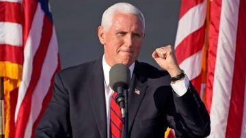 Mike Pence's chief of staff, other top aide test positive for COVID-19