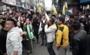 Protests In Darjeeling After Missing Gorkha Leader Resurfaces In Kolkata