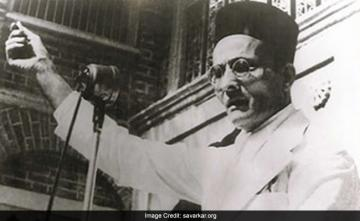 """Why No Bharat Ratna To Savarkar Yet"": Shiva Sena Slams BJP"