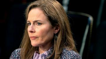 Senate Republicans poised to confirm Amy Coney Barrett to Supreme Court
