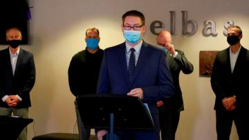 South Dakota medical groups promote masks, countering Noem