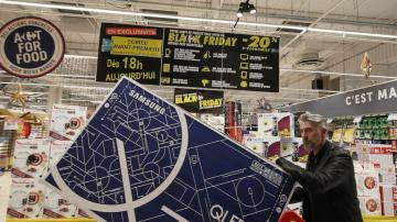 France postpones 'Black Friday' to help locked-down shops
