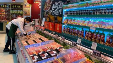 China stepping up virus testing on imported food packaging