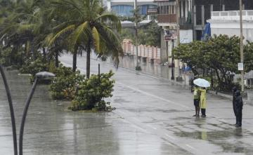 Trees Uprooted, Heavy Rain As Cyclone Nivar Barrels Through Chennai, Puducherry