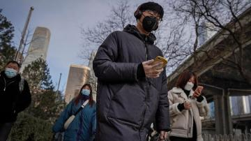 China: WHO experts arriving Thursday for virus origins probe