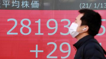 Asian stocks mixed after Wall St rebounds from uncertainty