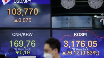 Asian shares follow Wall St lower as traders mull Biden plan
