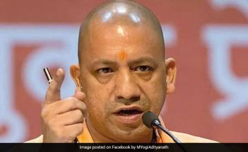 Yogi Adityanath Contributes Rs 2 Lakh For Ram Temple In Ayodhya