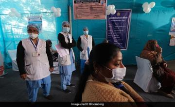 India Launches Vaccination Drive, First Shot At Delhi's AIIMS: 10 Points