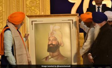 Guru Gobind Singh Jayanti 2021: PM Modi's Tribute To The 10th Sikh Guru