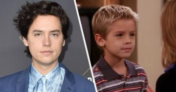 "Cole Sprouse Revealed He Found It ""Difficult"" Filming ""Friends"" Because Of His Crush On Jennifer Aniston"