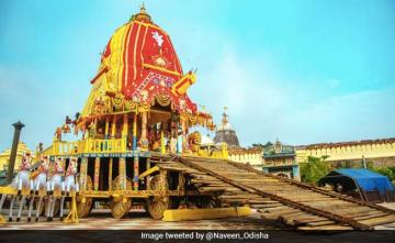 Covid Report Not Mandatory For Entering Jagannath Temple From Today