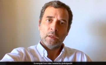 Rahul Gandhi Calls For Investigation On Blast At Quarry In Karnataka