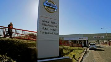 Nissan commits to UK car plant after post-Brexit trade deal
