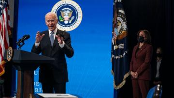 Biden names Democrats to lead nuclear, pipeline agencies