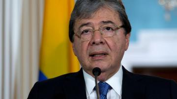 Colombia's defense minister dies from COVID-19 at age 69