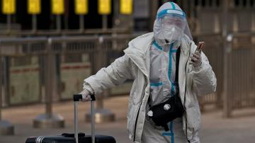 The Latest: Moscow mayor lifts some coronavirus restrictions