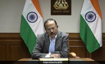 NSA Ajit Doval Speaks To American Counterpart Jake Sullivan