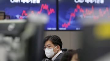 Asian stocks fall after Wall St rebounds from losses