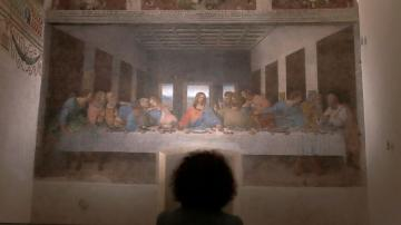 Leonardo's 'Last Supper' reopens to public with short wait