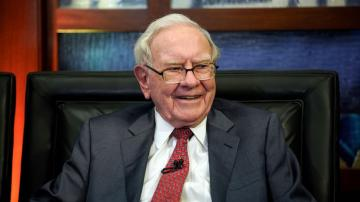 Buffett's firm reveals new investments in Verizon, Chevron
