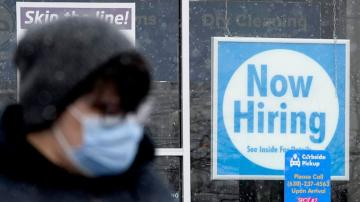 VIRUS TODAY: Unemployment applications in U.S. up this week