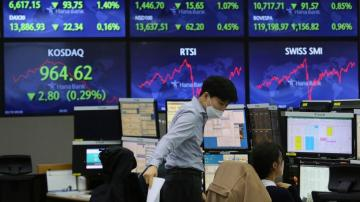 Asia stocks follow Wall St. down after weaker US jobs data