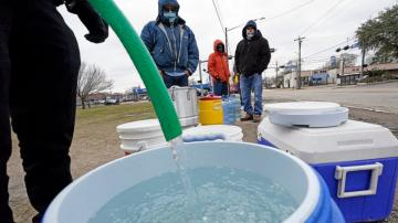 Cities slammed by winter storms face new crisis: No water