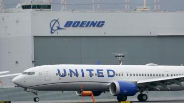 United expands order for Boeing 737 Max aircraft