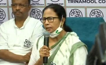 Mamata Banerjee To Fight From Nandigram