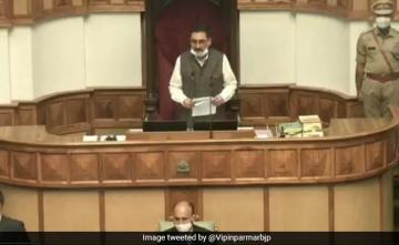 Suspension Of 5 Congress MLAs From Himachal Pradesh Assembly Revoked