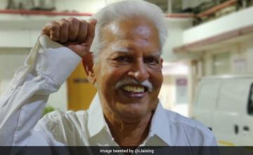 """Free At Last"": Poet Varavara Rao, 81, Released After Last Month's Bail"