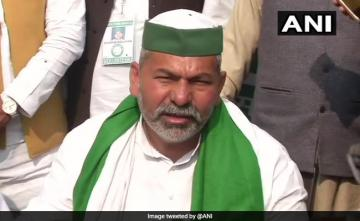 Protest Will Continue Till 3 Farm Laws Are Withdrawn: Farmer Leader