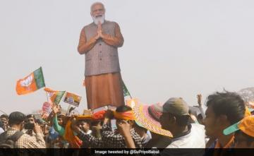 "PM Slams Mamata Banerjee At Mega Rally, Says ""Didi Broke Bengal's Trust"""
