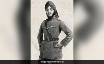 Sikh Pilot Memorial In UK To Honour Indians Who Fought In World Wars