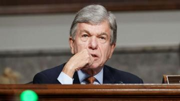 Senior Senate Republican Roy Blunt announces he won't seek reelection