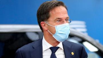 Dutch prime minister extends his country's pandemic lockdown