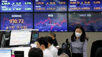 Asian shares rise after US stocks gain for fifth day