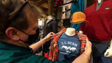 L.L. Bean sees sales boom amid pandemic's push to outdoors