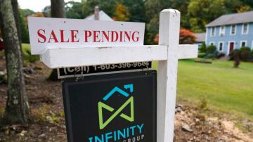 Existing US home sales fell in February, while prices rose