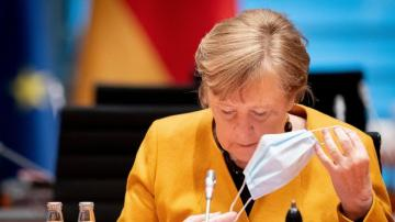 Merkel, German governors to meet on virus measures