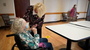Lawmakers: Require nursing homes to disclose vaccine data