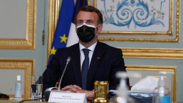 French president: No regrets at refusing new virus lockdown