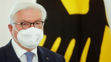Germany faces 'crisis of trust' in pandemic, president says