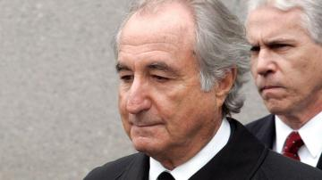 AP source: Ponzi schemer Bernie Madoff dies in prison