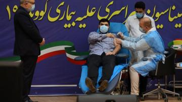 Iran to purchase 60M Russian vaccines as coronavirus surges