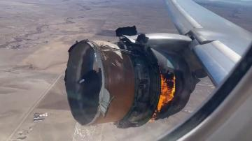 2 passengers sue United Airlines over engine explosion