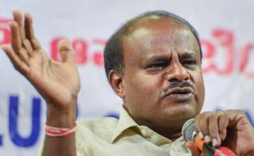 Karnataka's Former Chief Minister HD Kumaraswamy Tests Covid Positive